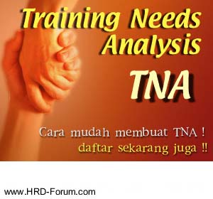 training needs analysis TNA
