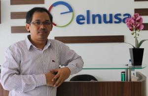 Saat Memberikan Inhouse Training di Elnusa Training Centre - Balikpapan
