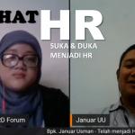 [LIVE] HRDForum TV : Suka Duka Menjadi HR